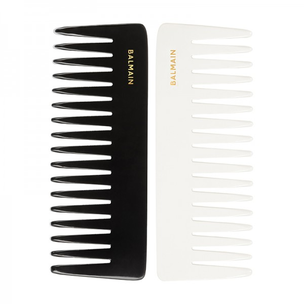 Texture Comb Black and White