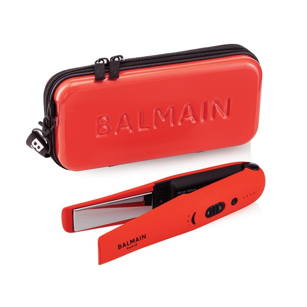 Limited Edition Cordless Straightener (red)